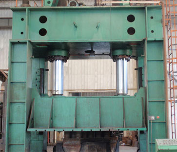 Frame Hydraulic Machine